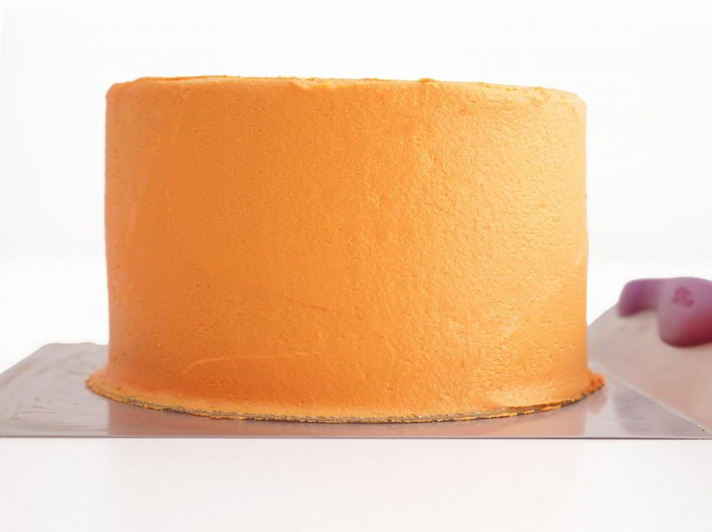 Tarta cubierta c