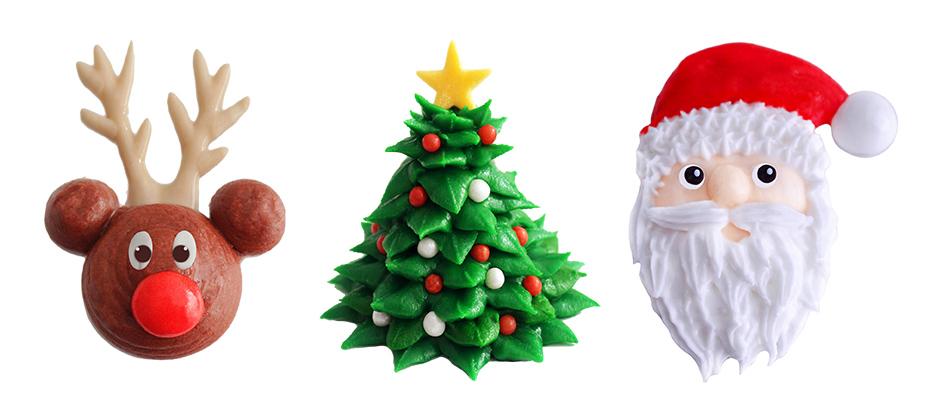 como hacer tus propias decoraciones navide as de az car