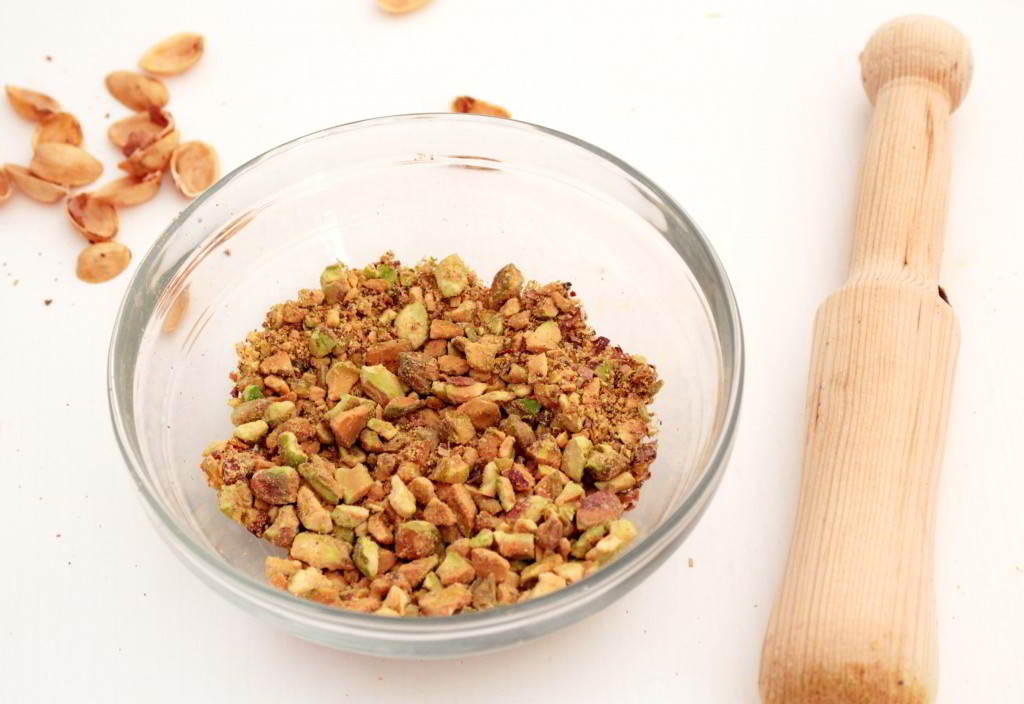 galletas de pistacho