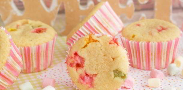 cupcakes de nubes