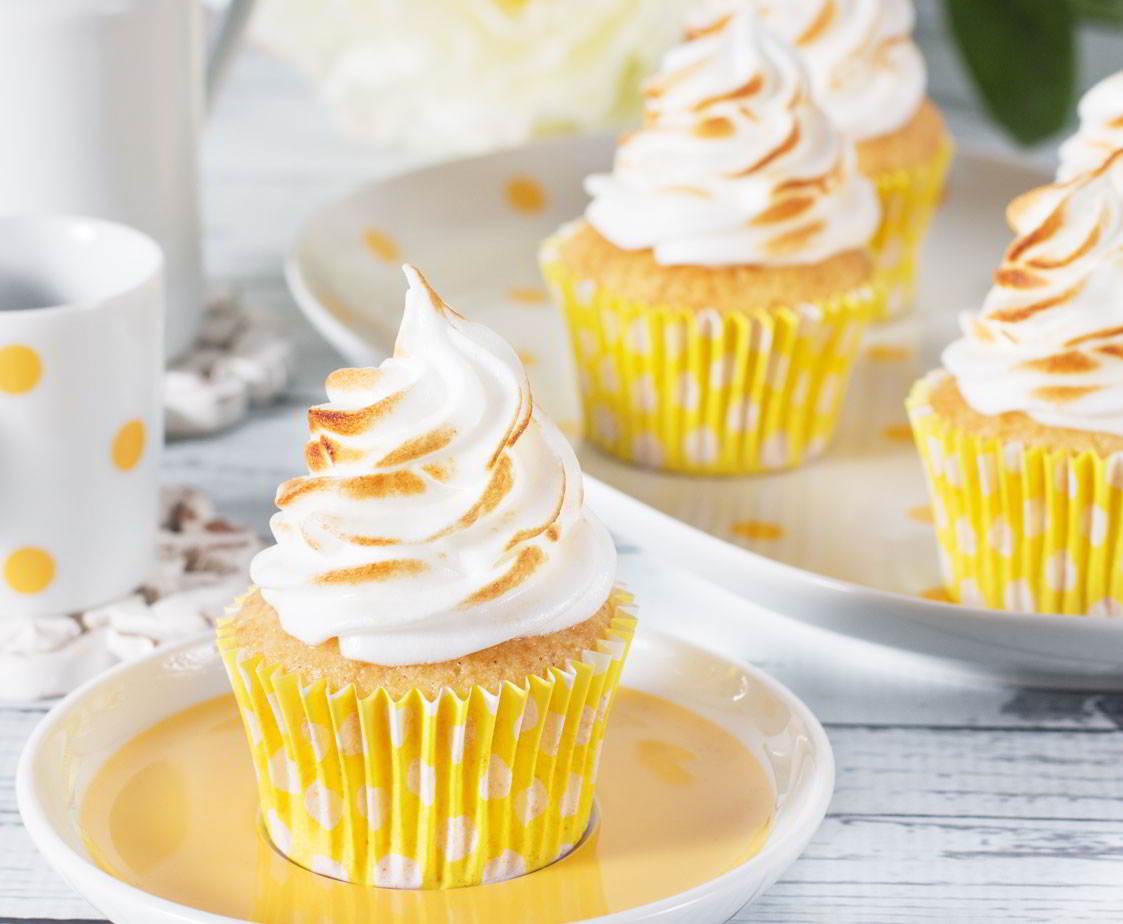 cupcales-de-limón-jenjibre-y-merengue-italiano