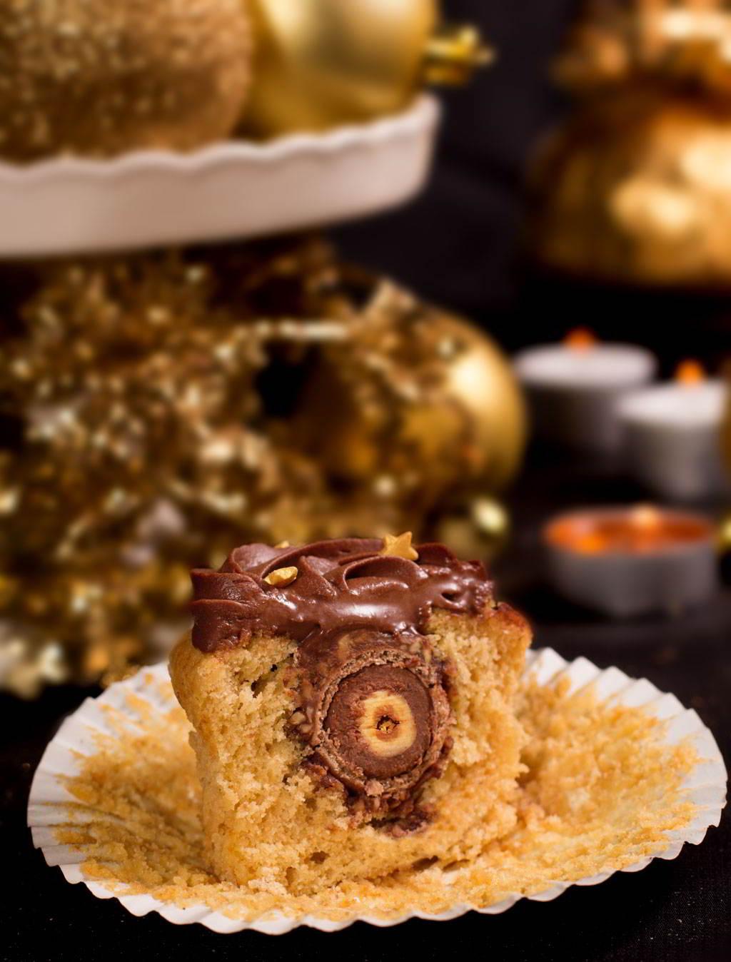 cupcakes-de-dulce-de-leche-y-ferrero