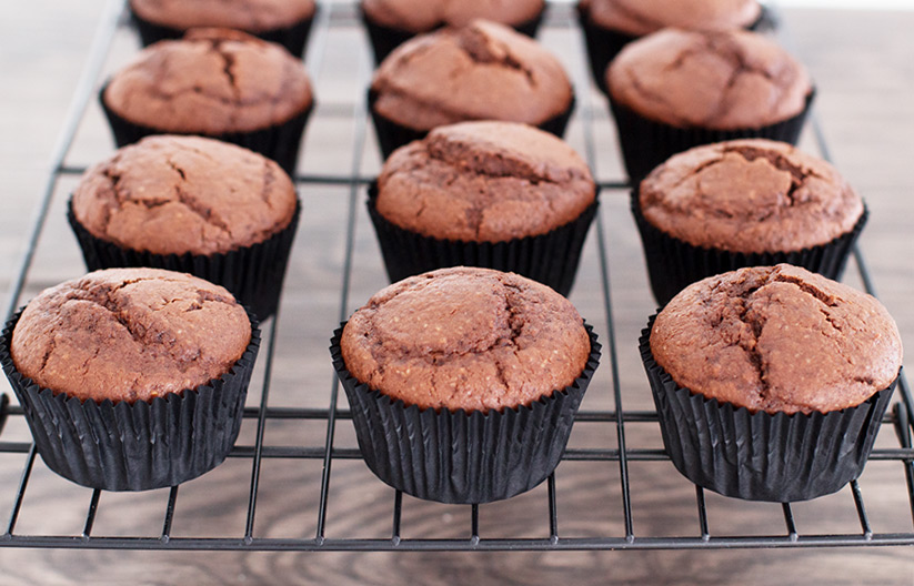 Cupcakes-de-chocolate-y-almendra---My-Karamelli